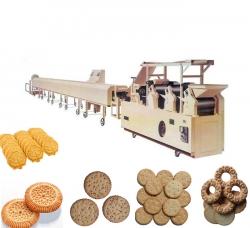 HTⅡ饼干生产线