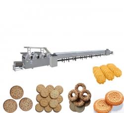 HTⅢ饼干生产线