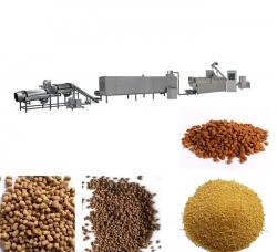 狗粮猫粮生产线