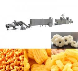 膨化小食品生产线