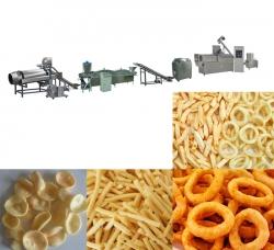 油炸复合食品生产线