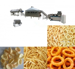 油炸面食生产线
