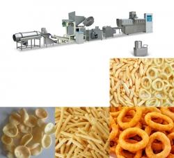 油炸食品生产线