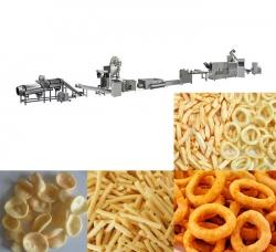 油炸调味食品生产线